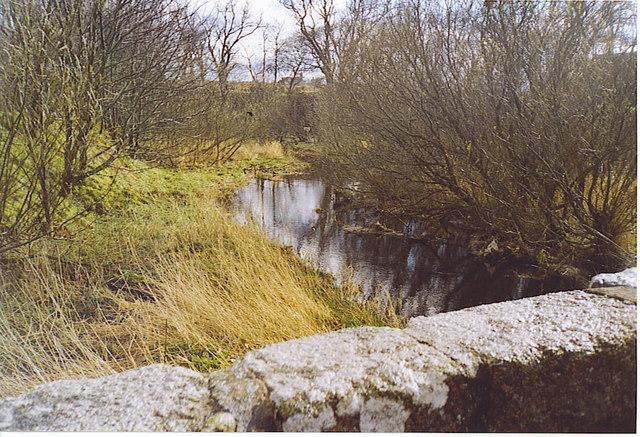 Water of Cruden from Bishop's Bridge
