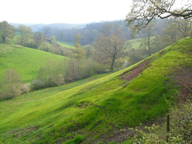 Culver Brook Valley at Hill Farm