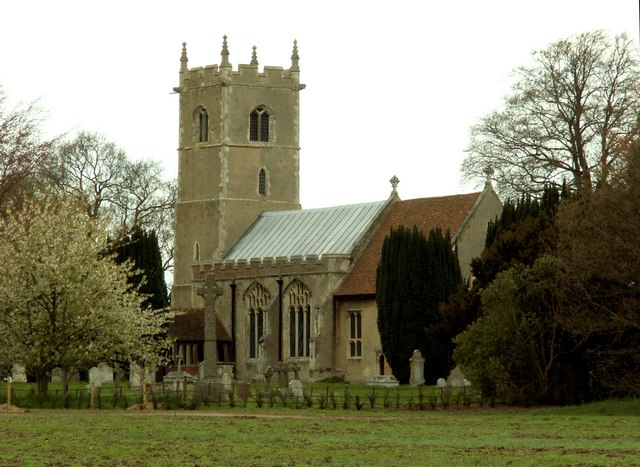 All Saints church, Great Horkesley, Essex