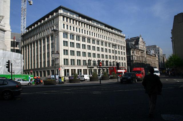 New Bridge Street, London