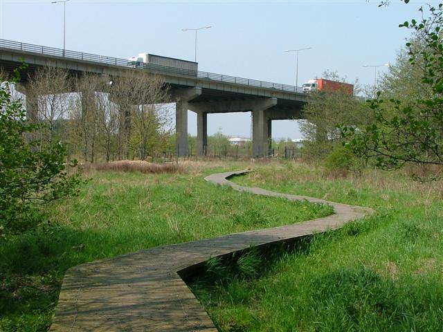 The Boardwalk, Former Incinerator Site