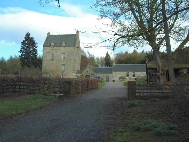 Cleish Castle