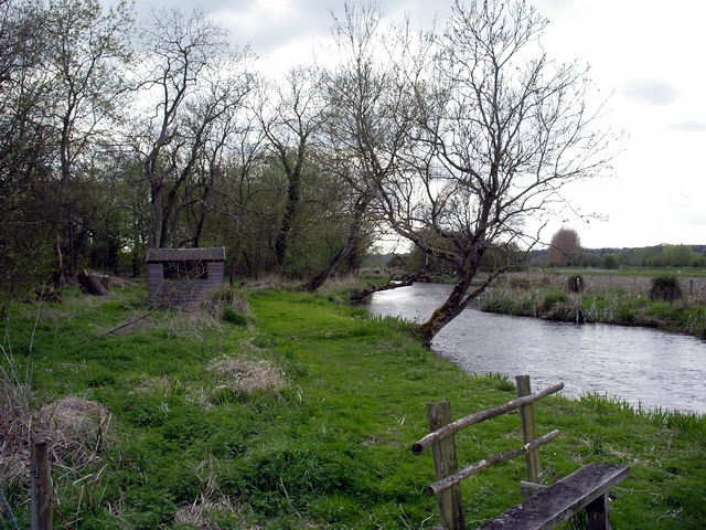 River Test at Bransbury Common