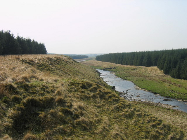 Bell's Braes and the River Irthing