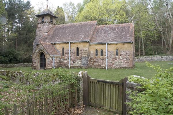 St Aldhelm's Chapel, Lytchett Heath