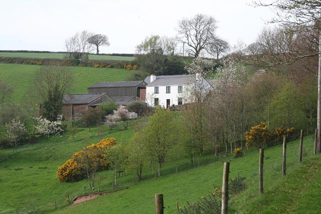 Wiveliscombe: Challick Farm