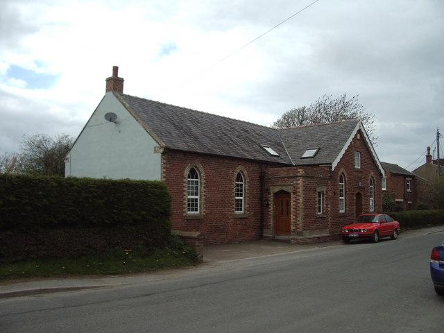 Wesleyan Chapel, Kirkbride