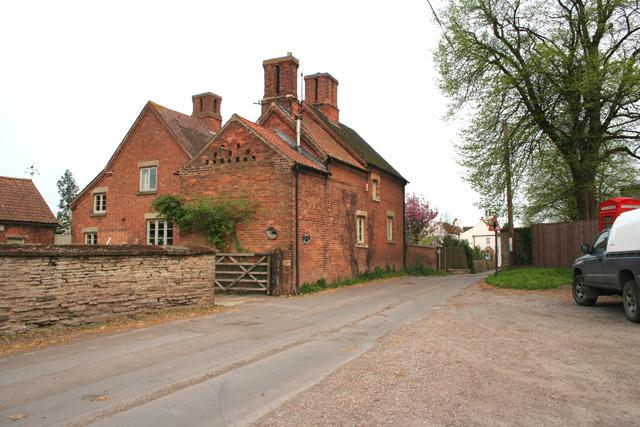 Church Farm House, Tithby