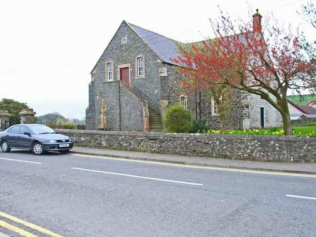 Leswalt Parish Church