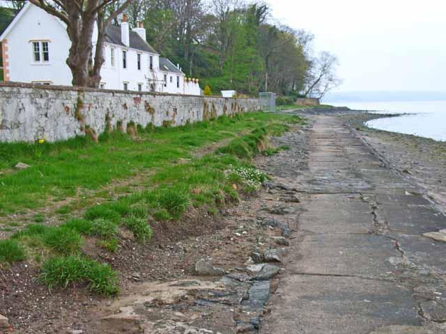McCulloch's Point, Stranraer