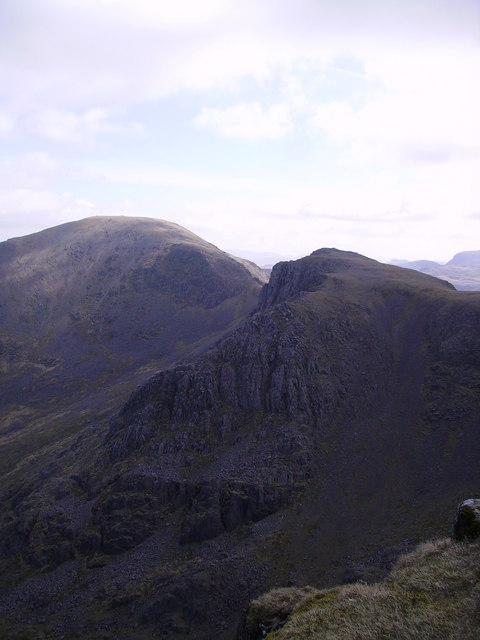 Black Crag and Pillar