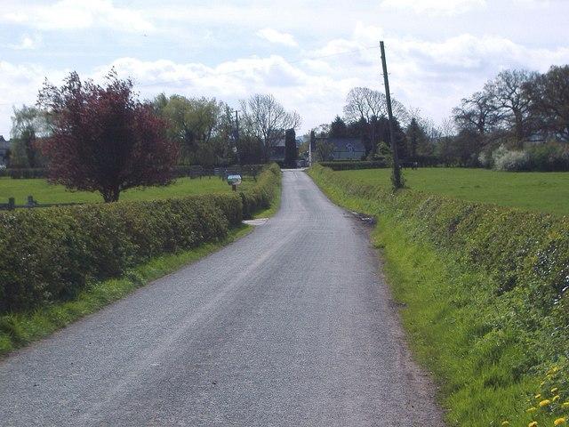 Martin's Lane, Foulk Stapleford