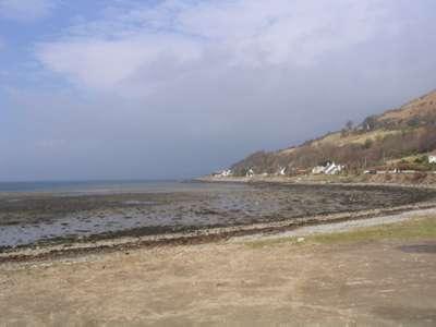 Shoreline Lochranza
