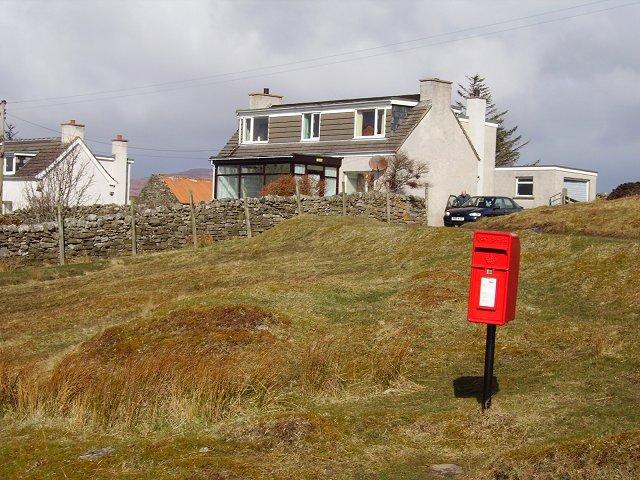 Post box, Midtown