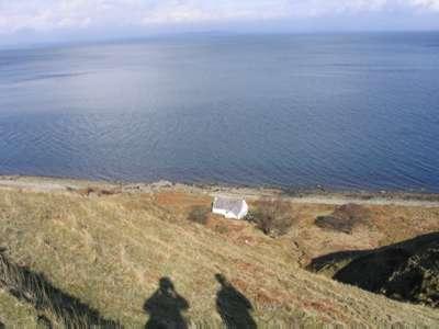 Laggan and northeast Arran shoreline