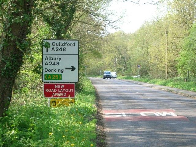 Wonersh Common Road