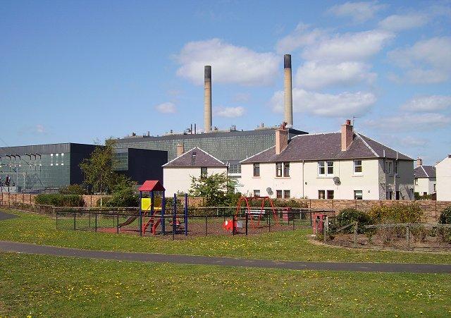 Playground, Cockenzie