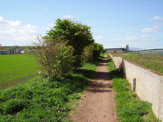 Footpath, Whin Park