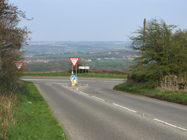 Road Junction.