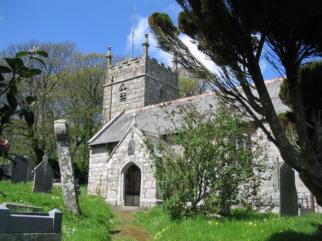 Sancreed church