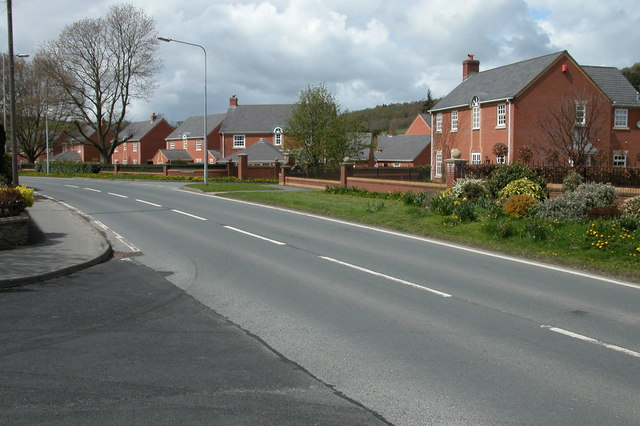 Modern Housing Estate in Kerry