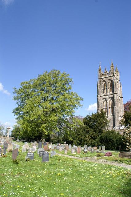 St Mary Magdalene Church, Chewton Mendip