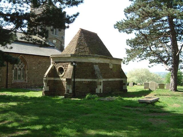 The Ailesbury Mausoleum, Maulden