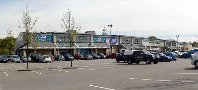 JJB Sports, Kirkstall Retail Park, Kirkstall