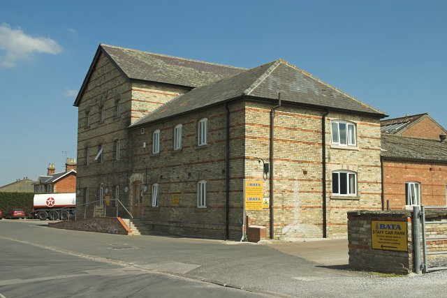 BATA mill at Amotherby