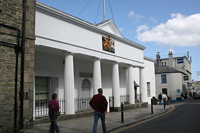 Falmouth Custom House