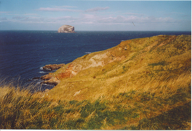 Coastline West of Canty Bay.