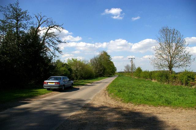 Near Melton High Wood