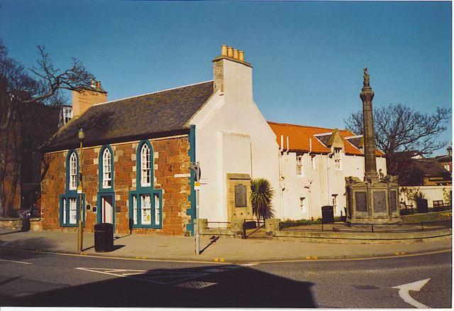 Quality Street, North Berwick.