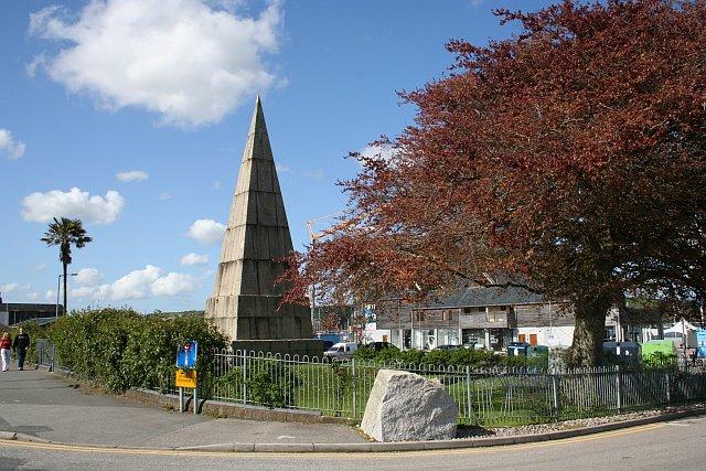 The Killigrew Monument