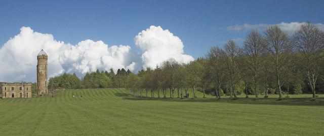 Eglinton Castle, Ayrshire