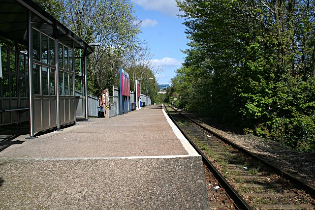 Falmouth Town Station
