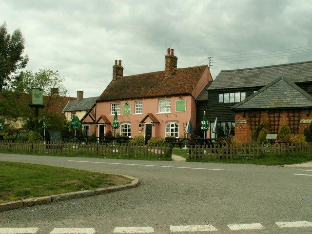 'The Cock Inn', Polstead, Suffolk