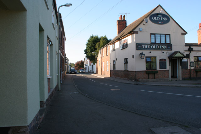Station Road, Littlethorpe, Leicestershire