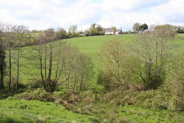 Clayhanger: view from Sticklepath