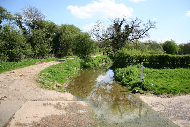 Ford through the Witham