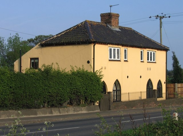Boundary House, Brooke/Kirstead