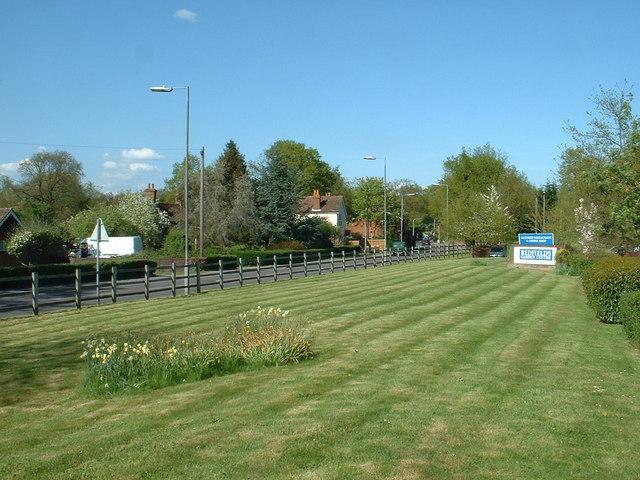 Garden Centre Lawn