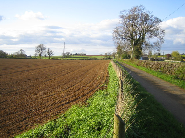Middleton Cheney: Waters Lane