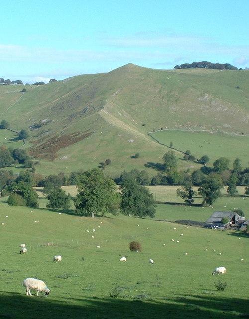 Bunster Hill, Derbyshire.