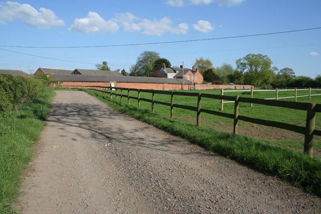 Whetstone Gorse, near Countesthorpe, Leicestershire