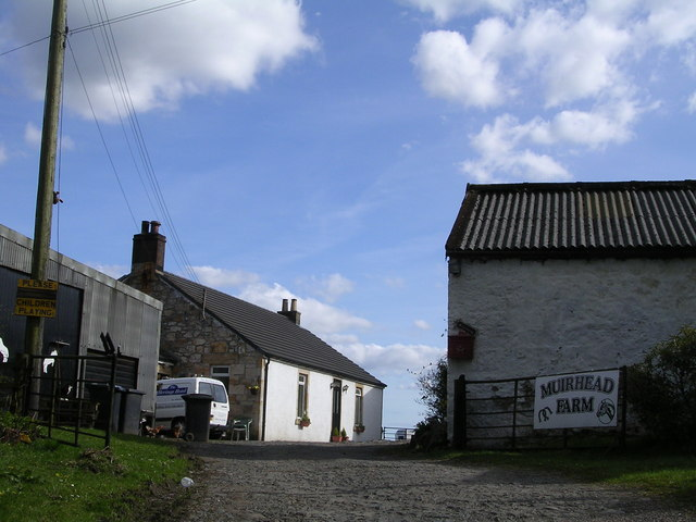Muirhead Farm, near Lennoxtown