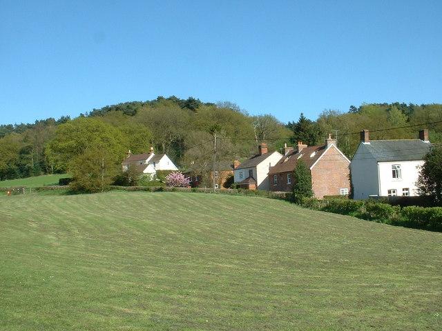 Ewshot cottages
