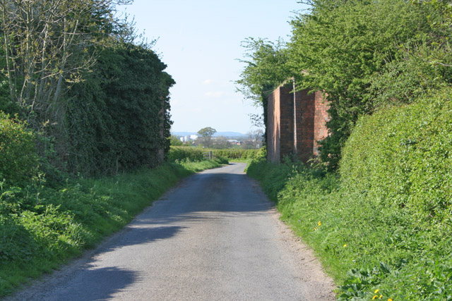 Whetstone Gorse Lane, near Countesthorpe, Leicestershire