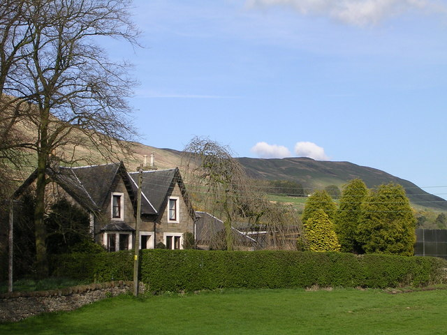 Bencloich Farm, above Lennoxtown