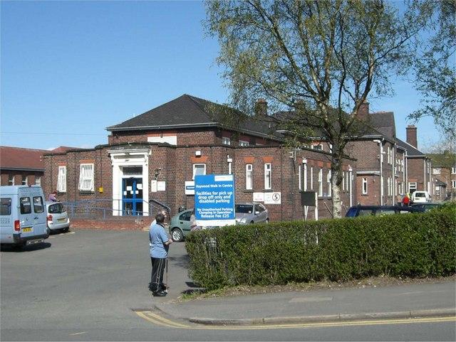 Haywood Hospital